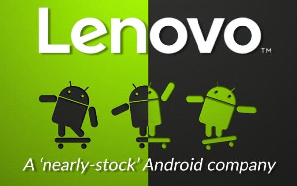 Lenovo отказывается от Vibe UI в пользу чистого Android