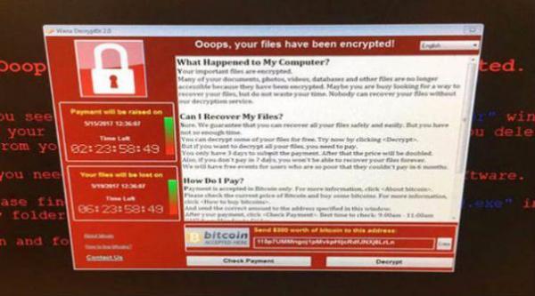 Вымогатель WannaCry снова взялся за старое