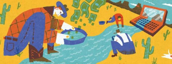 Криптовалюта становится аналогом пенсии для миллениалов