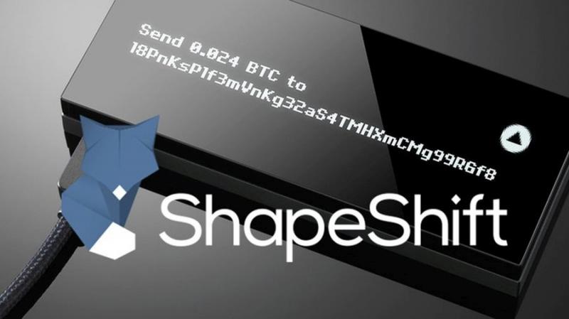 Обменник Shapeshift покупает производителя кошельков KeepKey