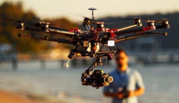 Армия США отказалась от китайских дронов из соображений кибербезопасности