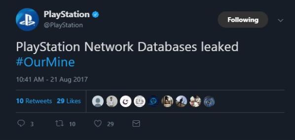 Хакеры атаковали PlayStation Network