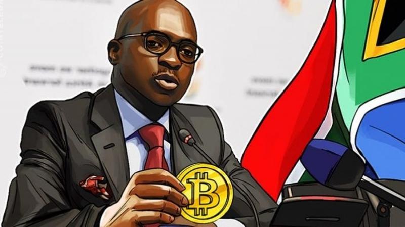 Минфин ЮАР готовит регулирование криптовалют