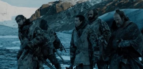 Произошла утечка шестого эпизода нового сезона «Игры престолов»