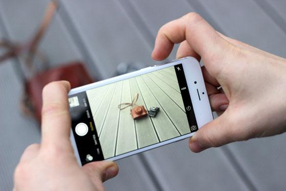 iOS-приложения могут узнавать местоположение пользователя по фотографиям
