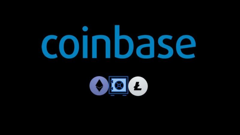 Coinbase добавила холодные кошельки ETH и LTC