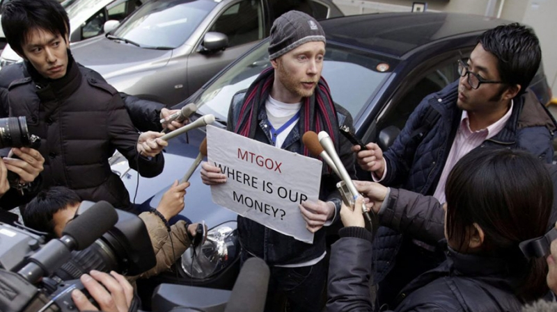 Кредиторы MtGox могут получить возврат по курсу биткоина 2014 года
