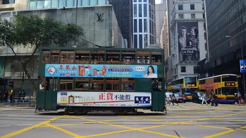 Технология блокчейна покоряет Гонконг
