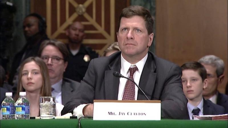 Глава SEC обеспокоен рисками инвестиций в ICO