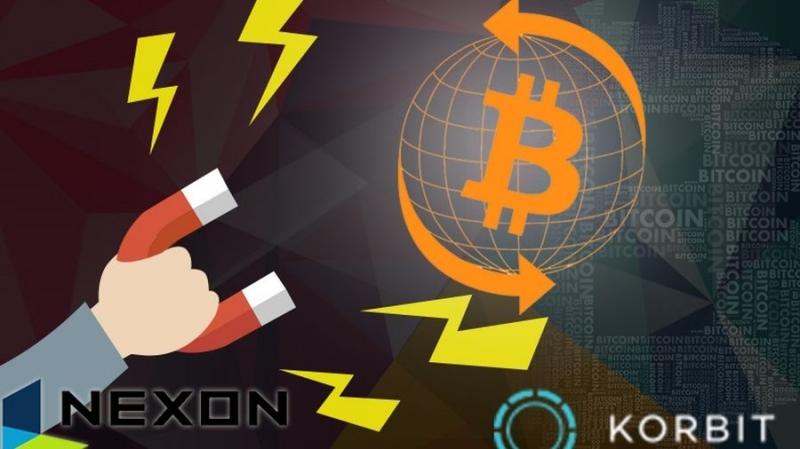 Американская Nexon приобретает долю в южнокорейской криптобирже Korbit