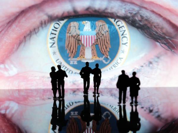 АНБ следит за иностранцами за пределами США