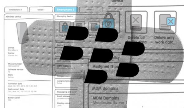 В Blackberry Workspaces исправлена критическая уязвимость