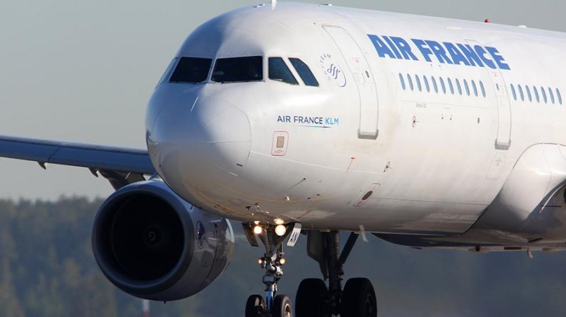Air France тестирует блокчейн для цепочек авиационных поставок