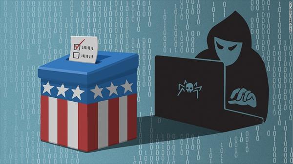 Хакеры и правительство США объединились для защиты выборов от кибератак