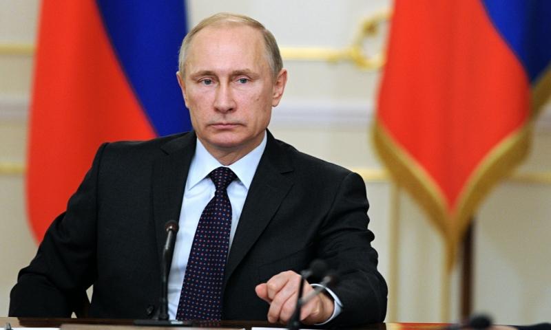 Владимир Путин о криптовалютах: 'важно не нагородить лишних барьеров'