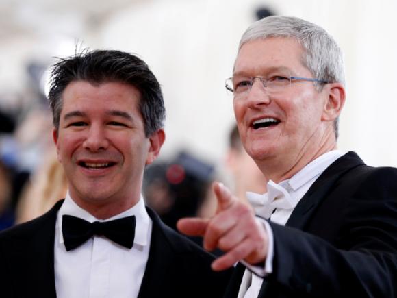 Apple тайно разрешила Uber записывать скриншоты iPhone