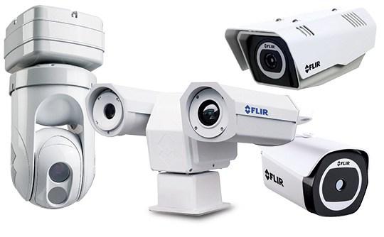 Опубликованы эксплоиты для уязвимостей в термальных видеокамерах FLIR