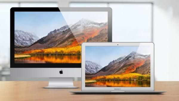 Apple выпустила внеплановое обновление macOS High Sierra