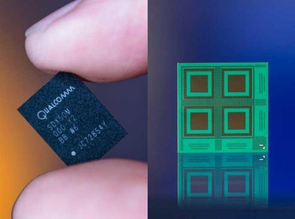 Qualcomm представила модем Snapdragon X50 5G для смартфонов следующего поколения