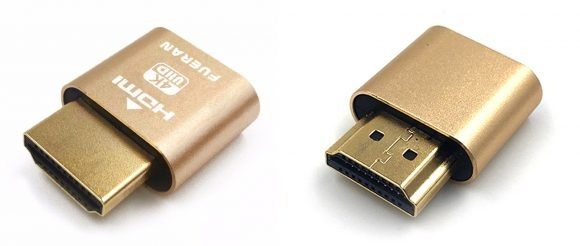 Доступны новые эмуляторы дисплея HDMI (заглушки)