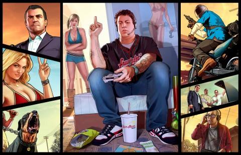 GTA V лишилась сюжетных DLC из-за мультиплеера