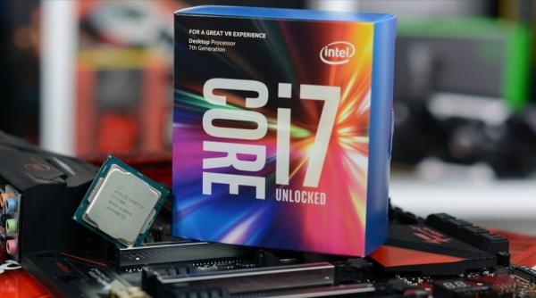 Intel отреагировала на перегрев процессоров Core i7-7700K