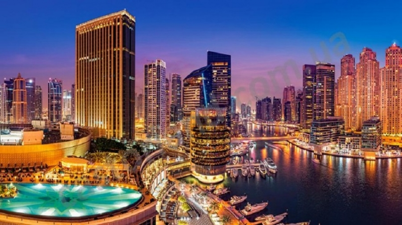 Дубай поместит в блокчейн весь реестр объектов недвижимости