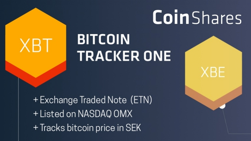 CoinShares торгует ETN эфириума на бирже Nasdaq Stockholm