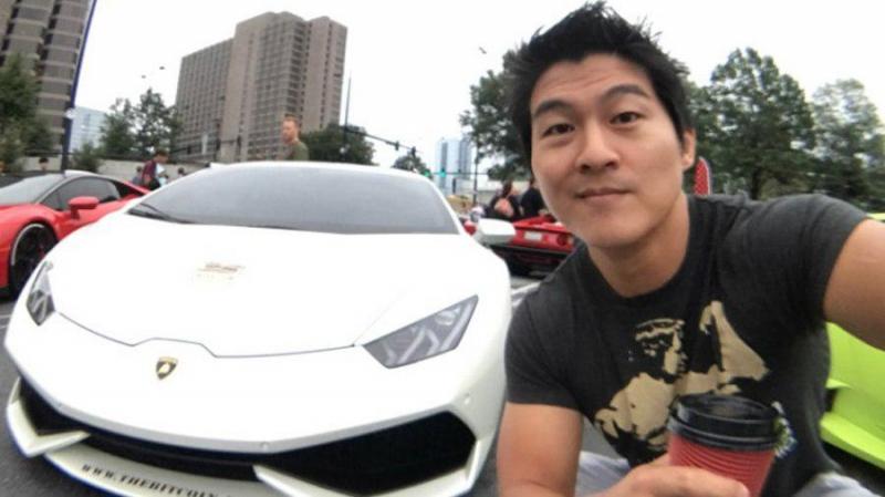 Как китайский предприниматель купил Lamborghini за 115 долларов