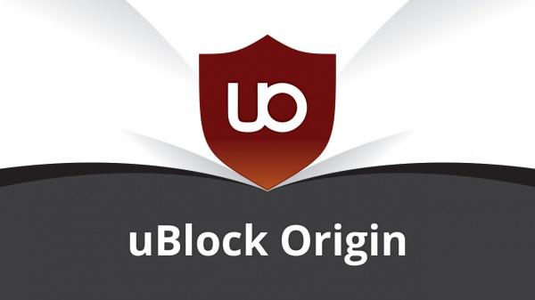 Плагин uBlock Origin блокирует уведомления о кибератаках