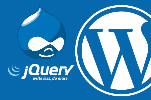 Взломан официальный блог библиотеки jQuery