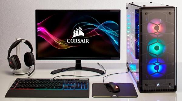 CyberPowerPC Crystal: игровые компьютеры на платформе Intel Coffee Lake