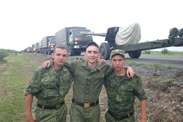 Российским военнослужащим запретят размещать фото в интернете