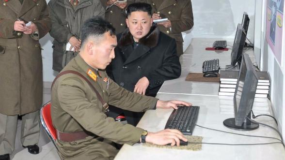 Киберармия КНДР насчитывает 6 тыс. хакеров