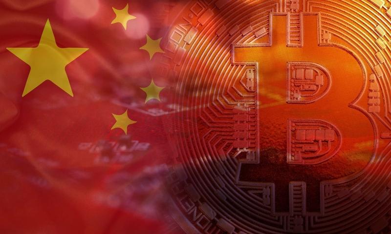 Китайские трейдеры готовы переплачивать за биткоин