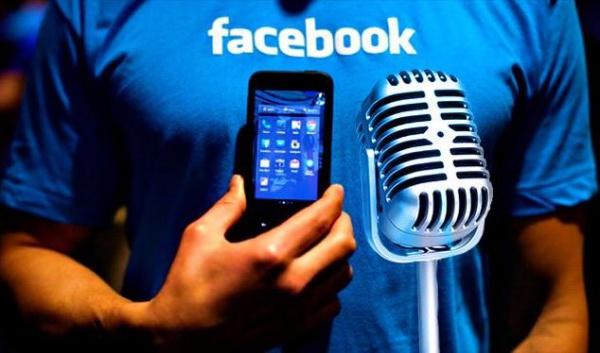 Facebook уличили в слежке за разговорами пользователей