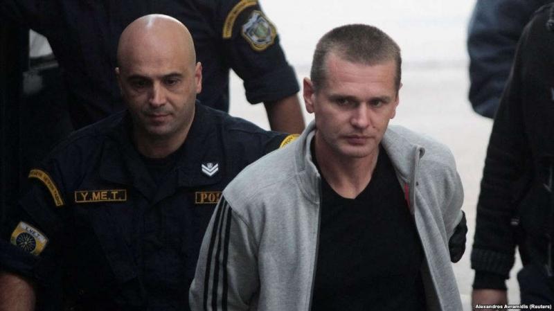 Отдаст ли Греция Александра Винника российским правоохранителям?