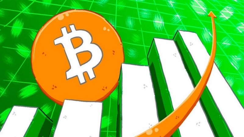Закон Ву: число пользователей биткоина удваивается каждые 12 месяцев