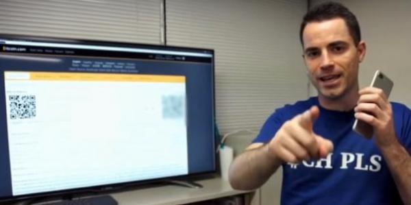 Исследователи восстановили QR-код биткойн-кошелька из размытого изображения
