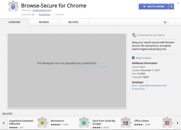 Расширение для Chrome, призванное защищать пользователей, ворует информацию из LinkedIn и Facebook
