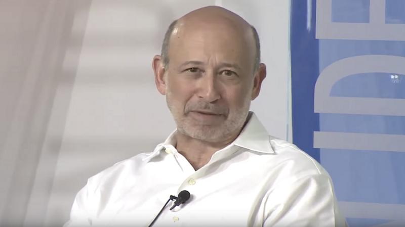 Глава Goldman Sachs Ллойд Бланкфейн: я открыт для Биткоина