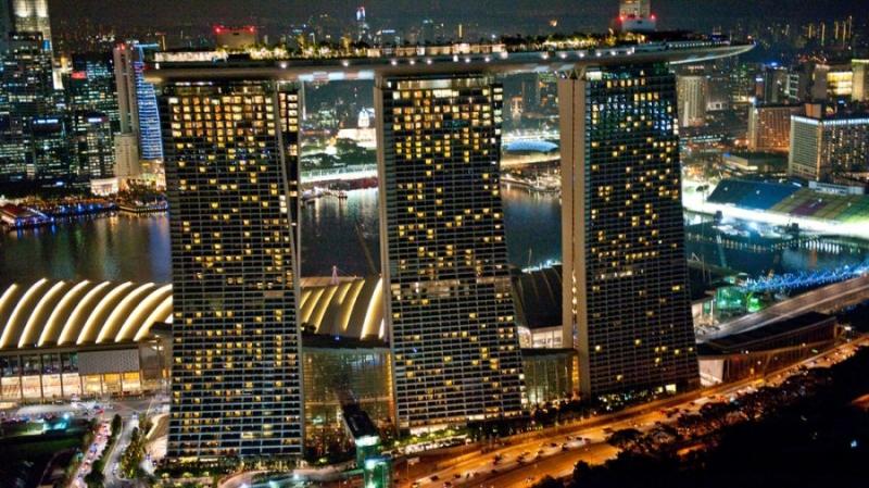 В Сингапуре растет спрос на оборудование для майнинга