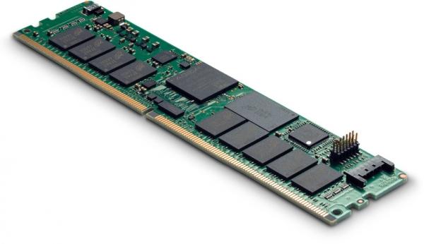 У Micron готов модуль NVDIMM объемом 32 ГБ
