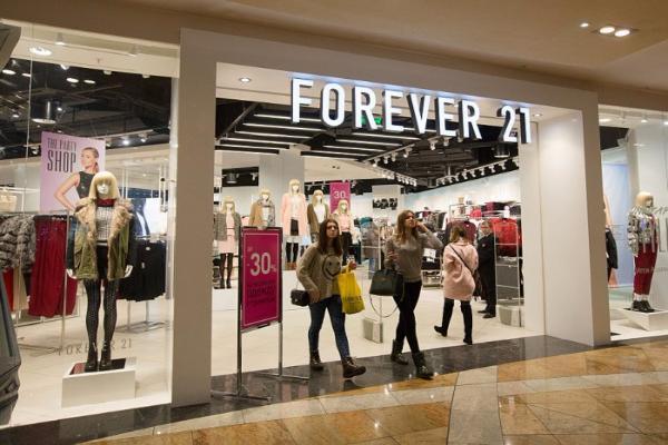 Ритейлер Forever 21 предупредил о возможной утечке данных платежных карт клиентов