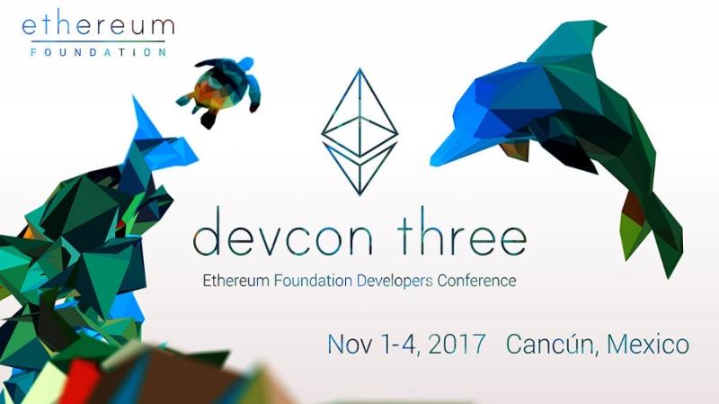 Конференция разработчиков Эфириума DevCon-3, день первый
