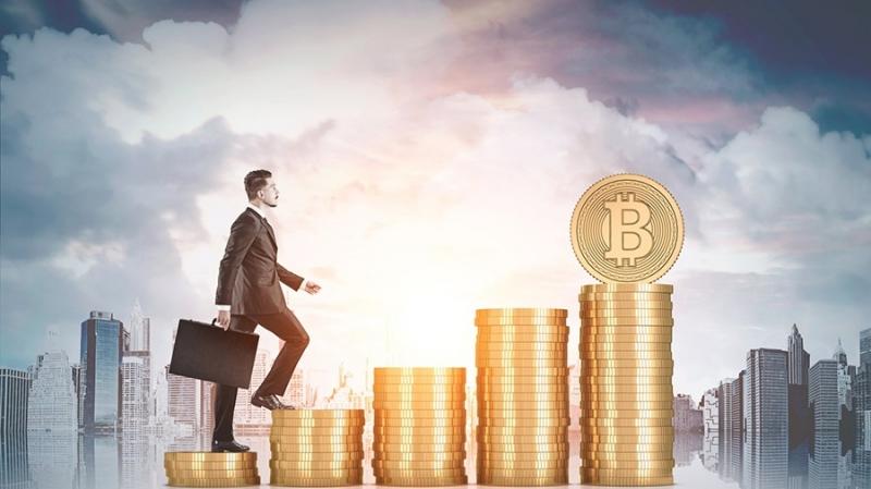 Крупный инвестор поместил в биткоин 30% своего хедж-фонда