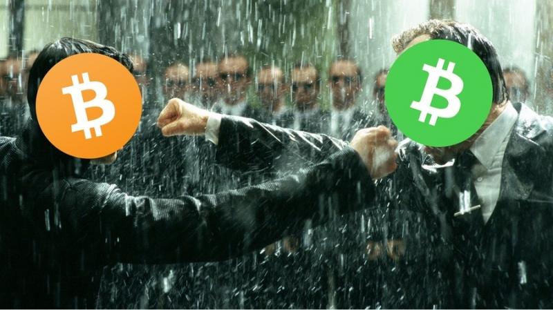 Война за «истинный биткоин» продолжается: оппозиция объединилась вокруг Bitcoin Cash