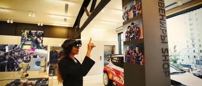 Hyundai и Microsoft открывают VR-измерение в центре Москвы