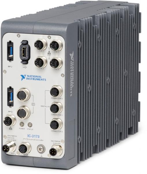 Промышленный контроллер NI IC-3173 может играть роль узла IoT
