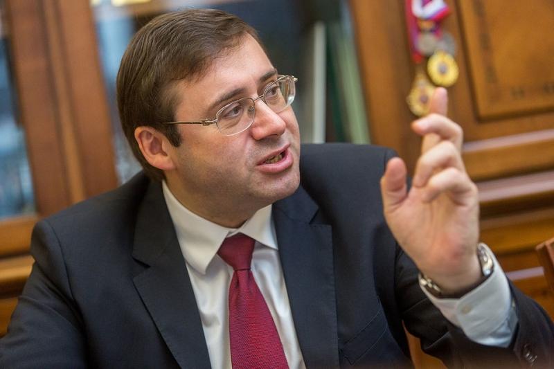 Первый запмред Банка России Сергей Швецов дал положительную оценку методу ICO